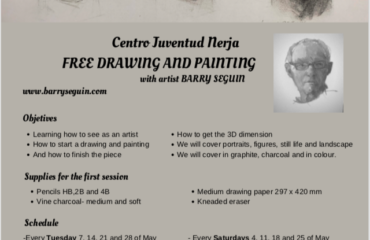 FREE DRAWING AND PAINTINGINSTRUCTION WORKSHOP