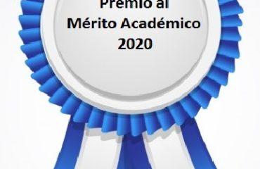 Premio al Mérito Académico 2020